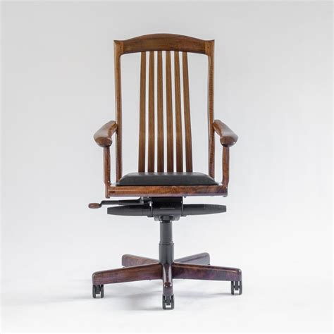 classic wooden chair with modern mechanism niobrara