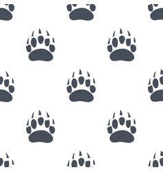 Animal Footprints And Tracks Royalty Free Vector Image
