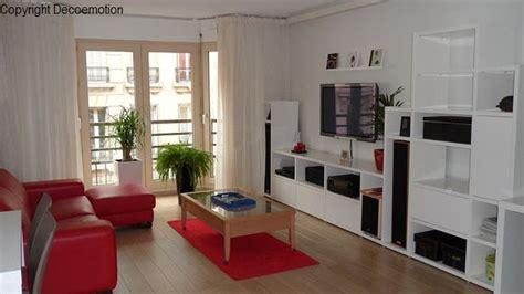 bureau salon création d 39 un espace bureau dans un séjour repensé