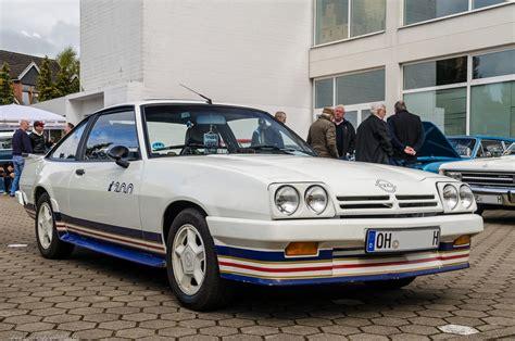Opel Club by Opel Manta B I200 Opel Club Elmshorn