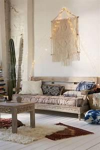 Boho Style Wohnen : three bohemian daybeds that will make you dream daily ~ Kayakingforconservation.com Haus und Dekorationen