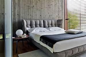 B Und B Italia : bed husk b b italia design by patricia urquiola ~ Orissabook.com Haus und Dekorationen