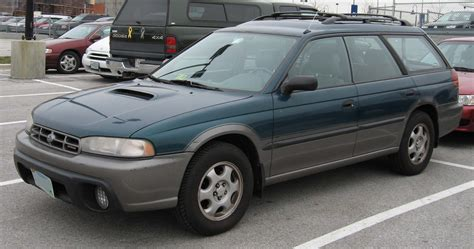 Subaru Outback 1999 Review, Amazing Pictures And Images
