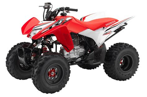 honda atv model lineup prices