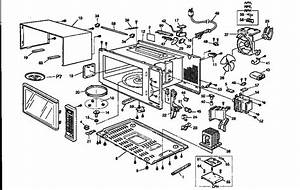 Panasonic Microwave Oven Parts