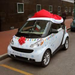 hooniverse asks do you decorate your car for the holidays hooniverse