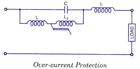 Scr Protection Circuits Electronic Diagrams