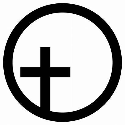 Symbol Christian Svg Universalist Universalism Symbols Cross