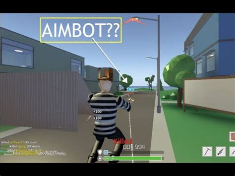 aimbot  pure skill strucid gameplay roblox youtube