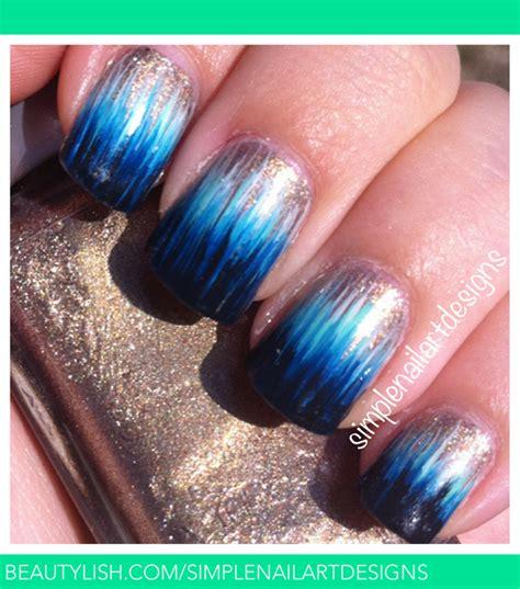 ombre dip dye nails simplenailartdesigns ss