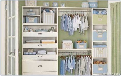 Baby Boy Room Ideas  Closet Organizing  Baby Room Ideas