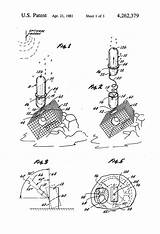 Patents Patent Buoy Crab Lobster Pages Drawing Traps sketch template