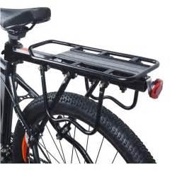 1 set Universal Max loading capacity bicycle bike rear seat luggage rack mountain bike bicycle accessories Cargo Racks