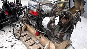 1990 Ford 7 8l Diesel Engine Running