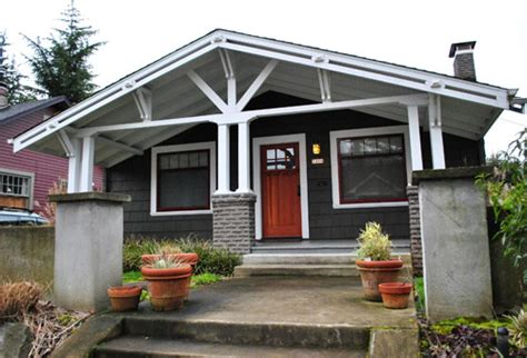 fresh craftsman style home this land is portland house