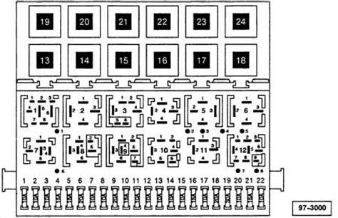 Jetta Tdi Fuse Panel Diagram Fixya