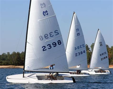 Scow Sailboat For Sale by 2012 Melges Sailboat Melges Mc Scow For Sale Zenda Wi