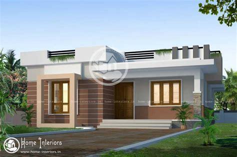 sqft bhk modern style house