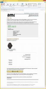 Amazon Bestellung Auf Rechnung : ihre bestellung wurde storniert von amazon supportcenter donotreply ist ~ Themetempest.com Abrechnung