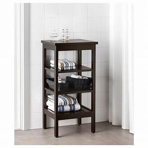 Ikea Hemnes Wickelkommode : hemnes shelving unit black brown stain 42x84 cm ikea ~ Frokenaadalensverden.com Haus und Dekorationen
