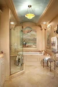 Salle De Bain Etroite : 13 magnifiques salles de bain inspir es du style victorien bricobistro ~ Melissatoandfro.com Idées de Décoration