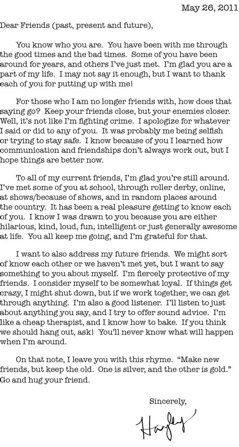 letter to my best friend 2 le monochrome page 2