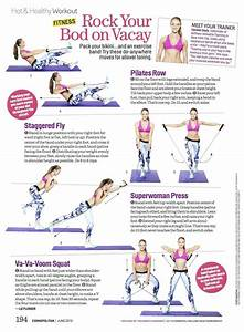 15 Lovely Resistance Band Exercises Charts Pdf