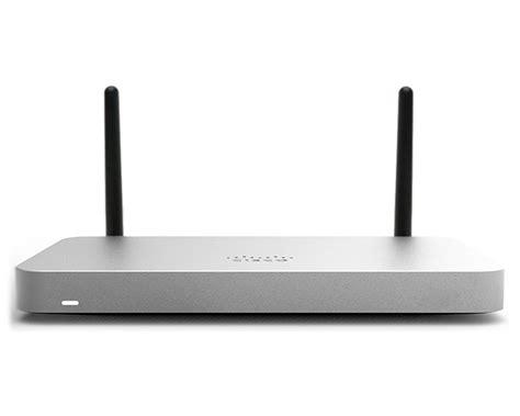 Cisco Meraki Mx65w Cloud Managed Appliance + 802.11ac Wireless