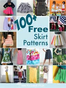 Easy Free Skirt Sewing Pattern