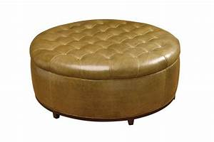 Wesley Hall Inc Round Ottoman L128 Furniture