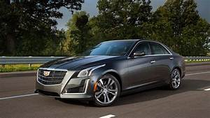 2016 Cadillac Cts 3 6l Premium Collection Review  U0026 Rating