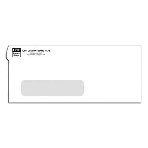 window envelope no 10 single window envelope standard free shipping