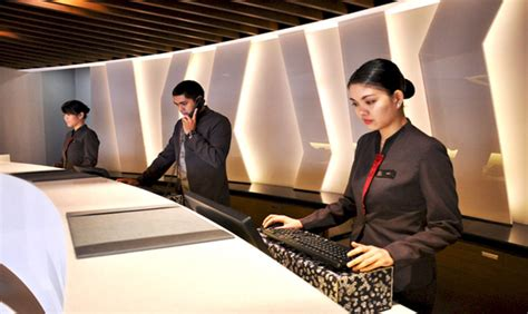 front desk agent the airport hotel qtr 0402392 qatar