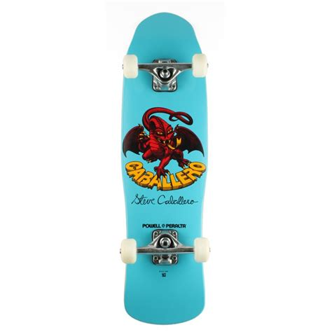 Powell Powell Peralta Mini Caballero Dragon Ii Skateboard