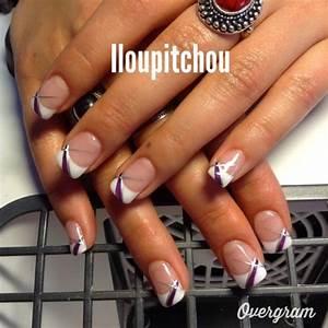 Modele Ongle Gel : modele decoration ongle en gel ~ Louise-bijoux.com Idées de Décoration