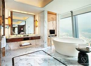 Image Gallery luxury hotel bathroom