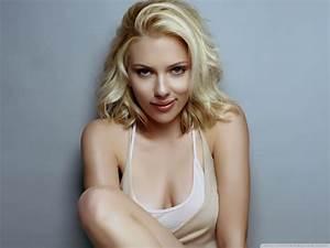 Scarlett Johansson Sexy 4K HD Desktop Wallpaper for 4K ...