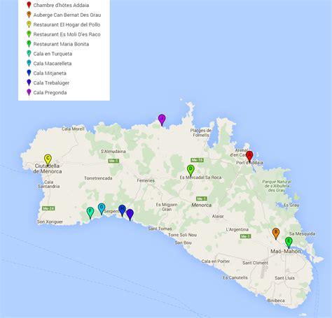 chambre d hote minorque une semaine sur l 39 île de minorque dans les baléares