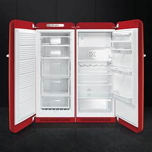Freezer cvb20lr1 smeg smeg uk for Retro kühl gefrierschrank