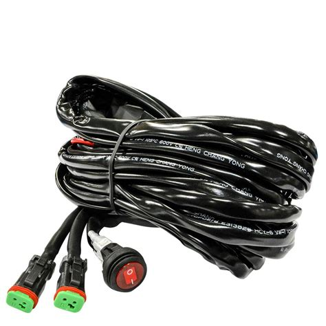 led light bar wiring harness light bar wiring agri supply