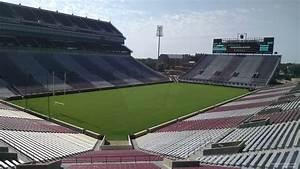 Memorial Stadium Ou Seating Chart Oklahoma Memorial Stadium Section 13 Rateyourseats Com