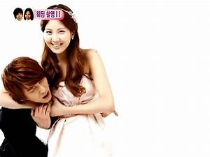 "Yonghwa and Seohyun - ""We Got Married"" Wedding Shoot 