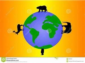 Tiere Unter Der Erde : tiere der erde lizenzfreies stockbild bild 3089626 ~ Frokenaadalensverden.com Haus und Dekorationen