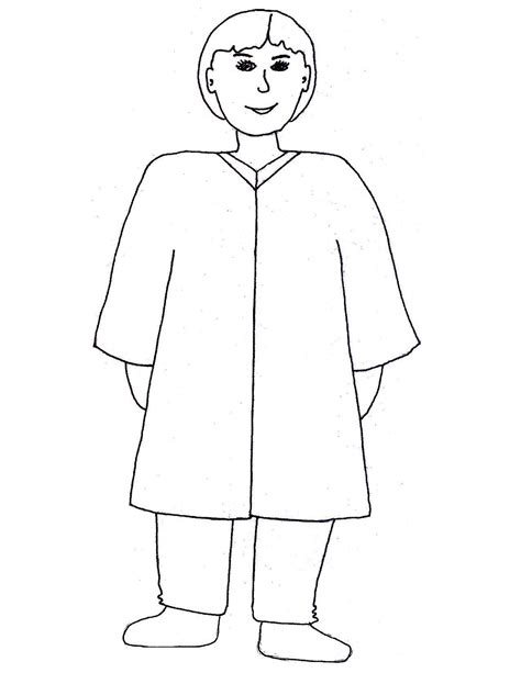 Coat Template by Template For Joseph And The Coat Joseph