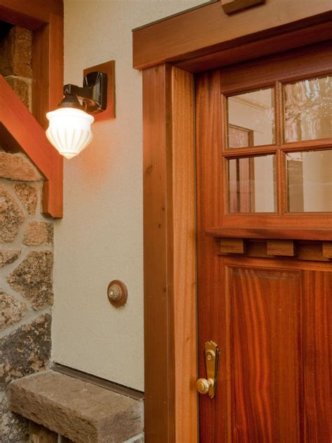 Style Doors by Craftsman Front Door Styles Diy