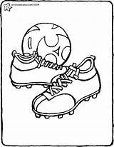Football Boots Colouring Kiddicolour Drawing Sport Kleurprenten Receiver Mail 01v sketch template