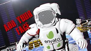 Put Your Face in a Space Suit by blohslv | VideoHive