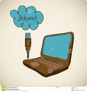 Internet Connection Royalty Free Stock Photography - Image ...