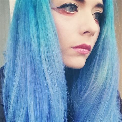 Blue Turquoise Hair Color Hair Colors Ideas