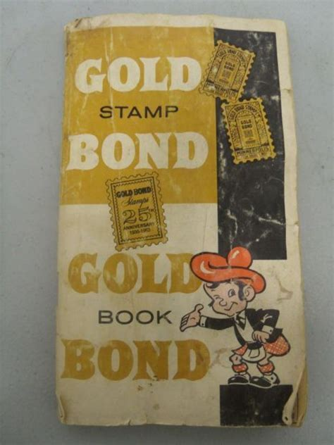 times gold bond stamps   redeemed